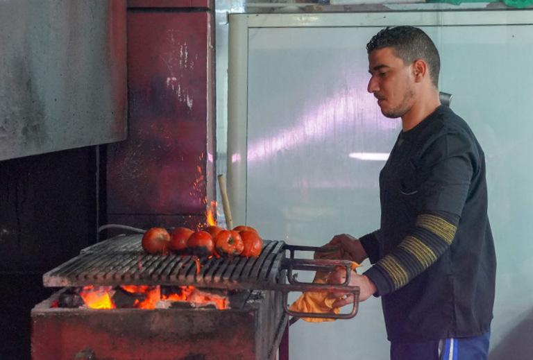 rotisserie rym, algeria