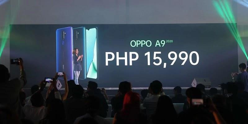 OPPO A9 2020 Philippine Price