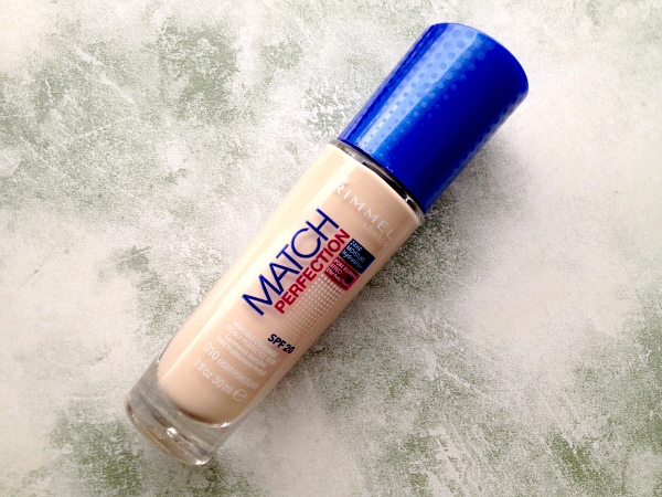 Match Perfection Foundation 010 Light Porcelain