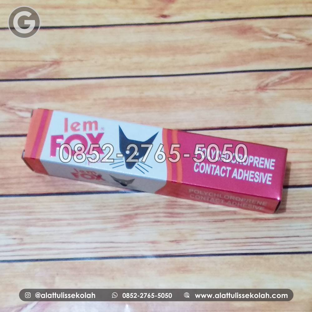 +62 852-2765-5050 | harga lem fox kuning kecil
