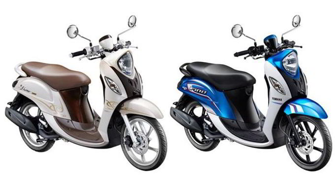Review Yamaha New Fino