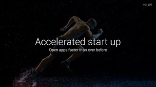 Accelerated Startup of Apps