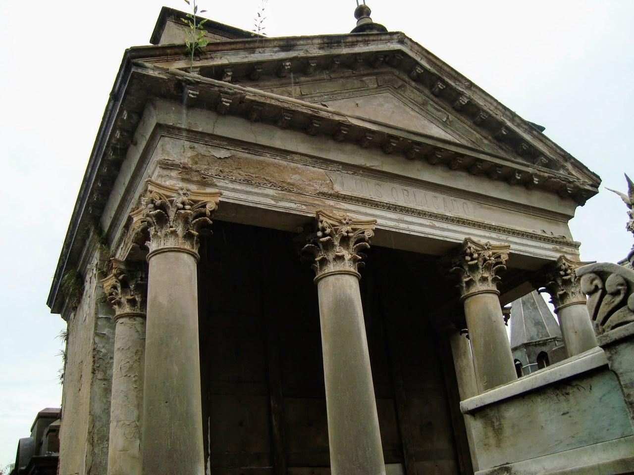 Cemitério Recoleta - turismo inusitado em Buenos Aires