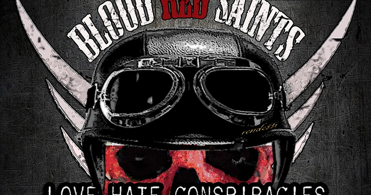 AORLAND: Blood Red Saints - Love Hate Conspiracies AOR ...