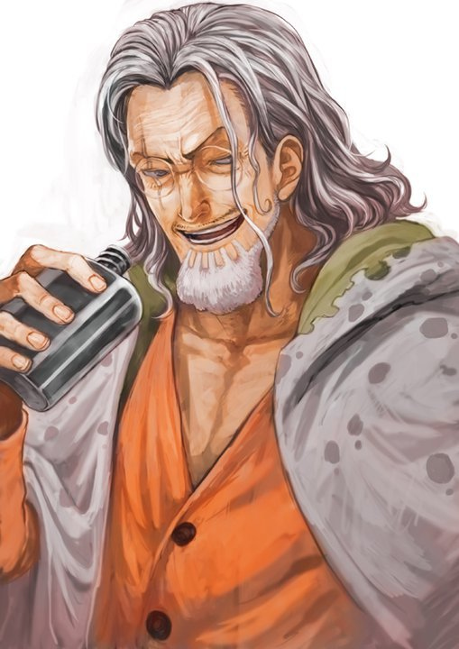 dark king silvers rayleigh anime wallpaper