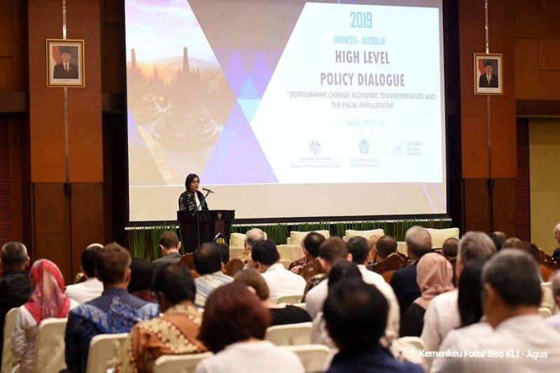 Dialog Tingkat Tinggi: Indonesia-Australia Perlu Ambil Tindakan Nyata