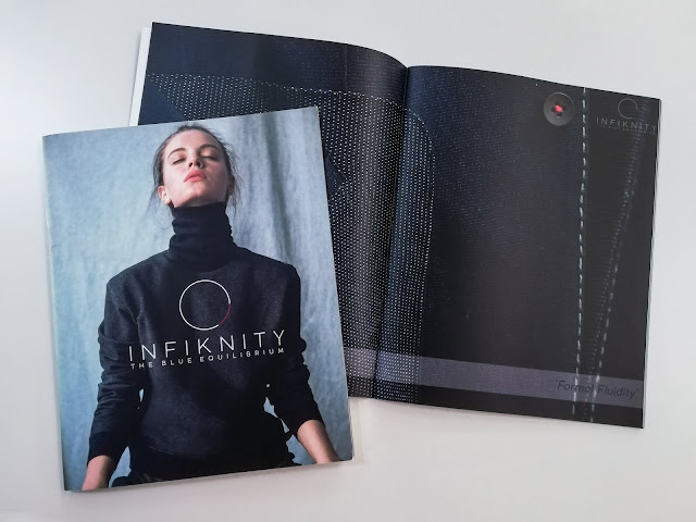 Infiknity project for Arvind. Catalogue by Bluehemia.