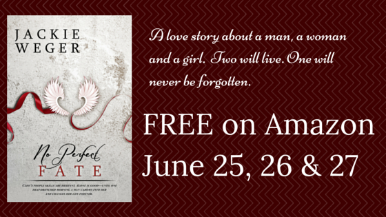 FREE Download: No Perfect Fate by Jackie Weger (25-27 June)
