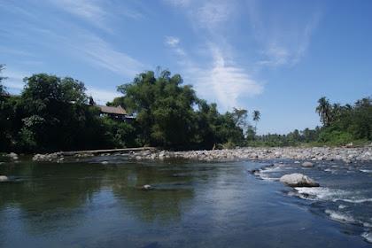 Objek Wisata Lubuk Minturun Padang Sumatera Barat (Sumbar)