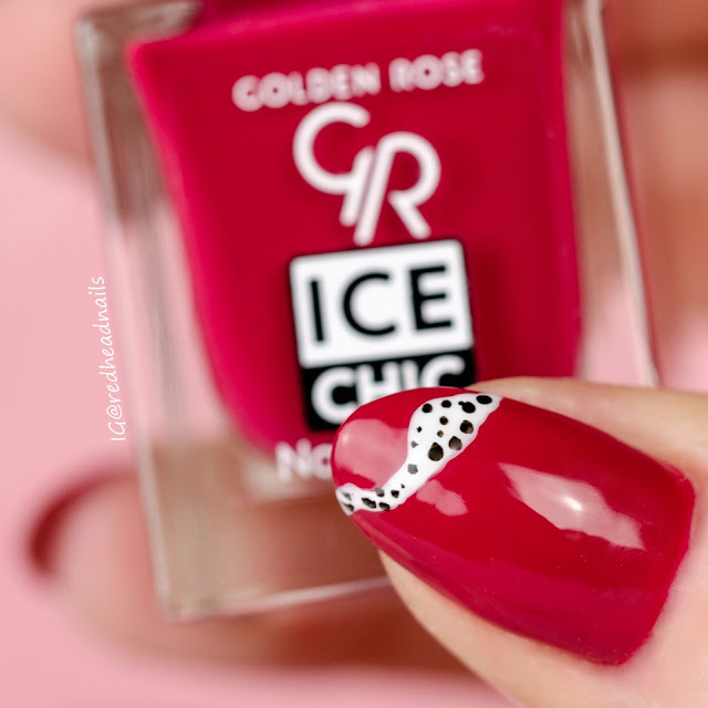 Golden Rose Ice Chic 132 swatch