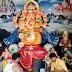 गणेश पूजा से शहर में भक्ति का  माहौल है!