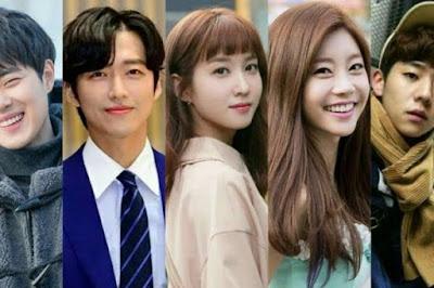 5 Drama Korea Favorit & Rekomendasiku di Awal Tahun 2020