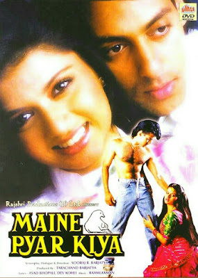 Maine Pyar Kiya 1989 Hindi 480p Zee5 WEB-Rip 400MB