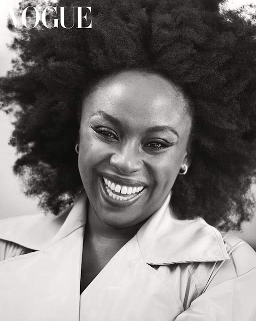 Vogue cover Chimamanda Adichie
