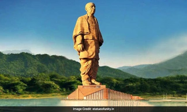 Information about World's Tallest Statue of Unity
