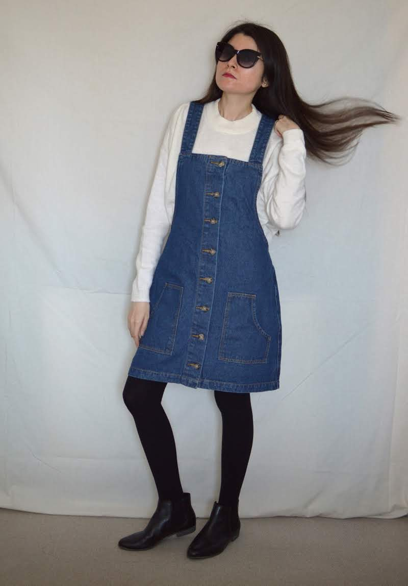 denim dress04 DENIM DRESS