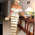 Rita Dominic Stuns at the Chief Daddy Movie Premiere