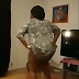 Pregnant Lady Takes Off Her Panties While Dancing