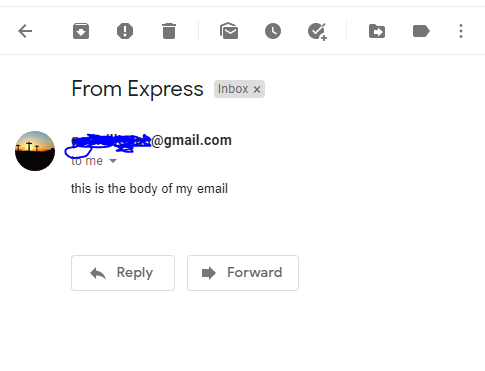 How To Send An Email In Node JS