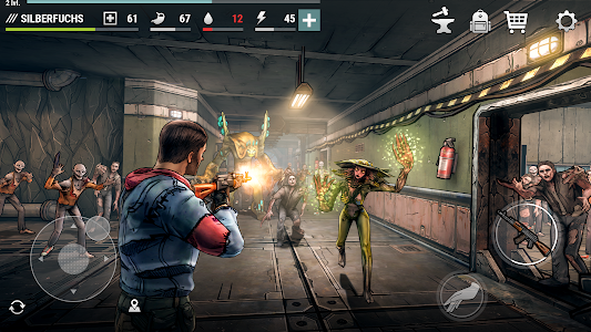 لعبة Dark Days: Zombie Survival v1.4.0 Mod