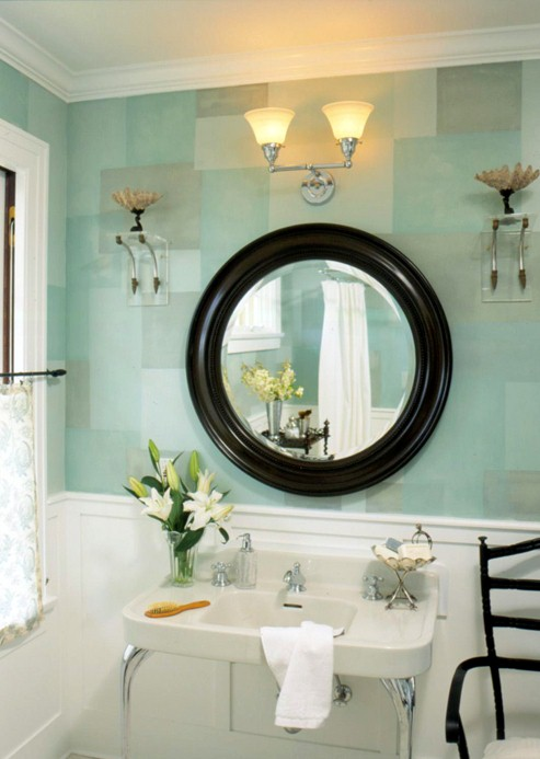 New Home Interior Design Decorating Gallery Bathrooms