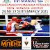 Πρωταθλήματα Πυγμαχίας Νέων/Νεανίδων & Ανδρών/Γυναικών Under 22 στις 23- 27 Σεπτεμβρίου στην Άρτα.