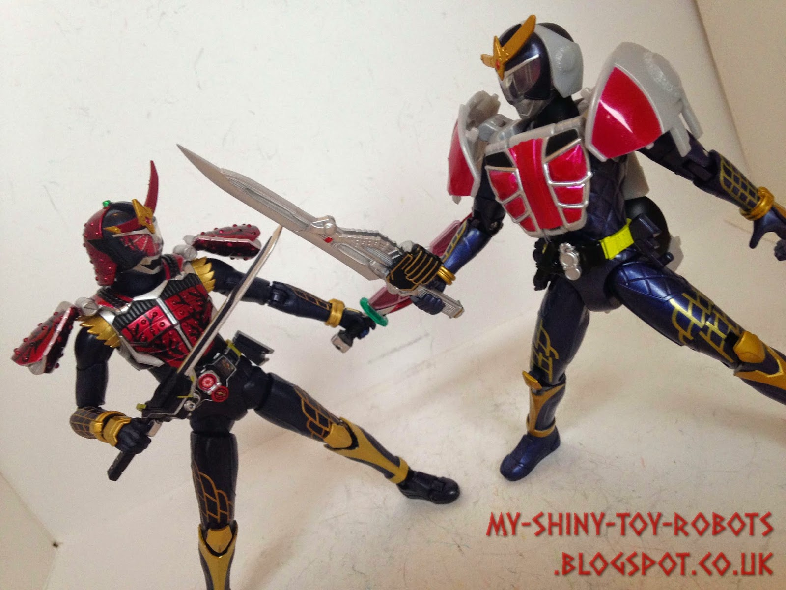 Vs. Gaim Wizard Arms