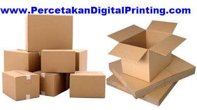 Contoh Contoh Desain KARDUS Dari Percetakan Digital Printing Terdekat