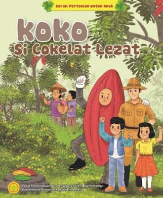 Koko Si Coklat Lezat - Serial Komik Pertanian