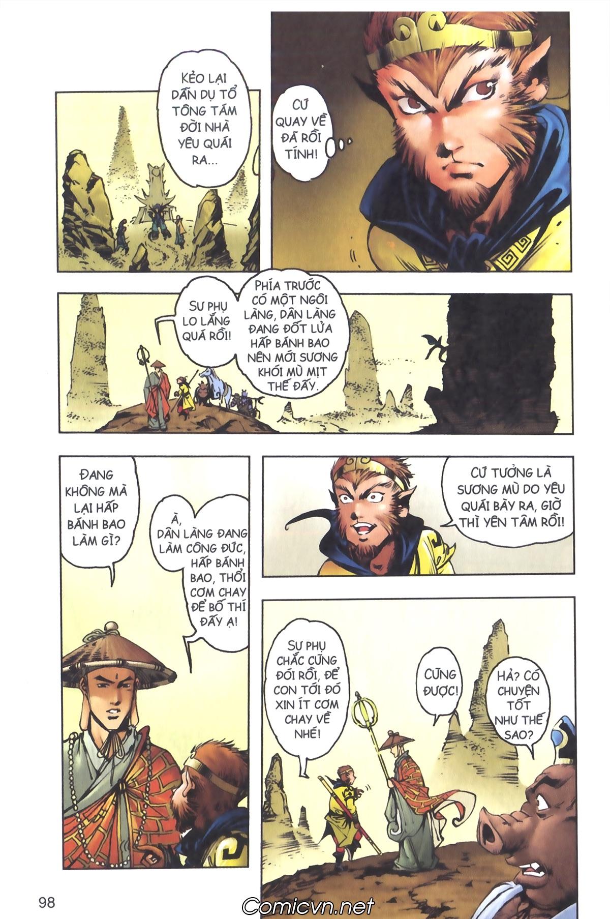 Tây Du Ký màu - Chapter 117 - Pic 8