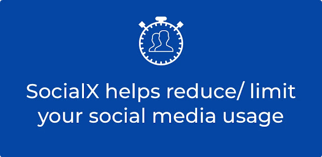تنزيل SocialX - Screen Blocker Premium  تطبيق لإنهاء إدمان الشبكات الاجتماعية للاندرويد