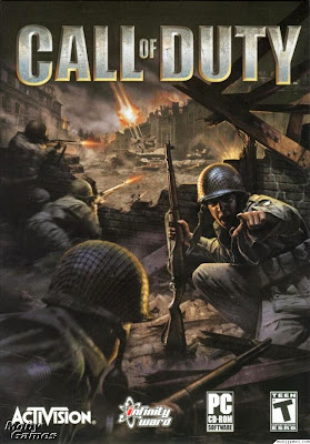 Cover Of Call of Duty Full Latest Version PC Game Free Download Mediafire Links At worldfree4u.com