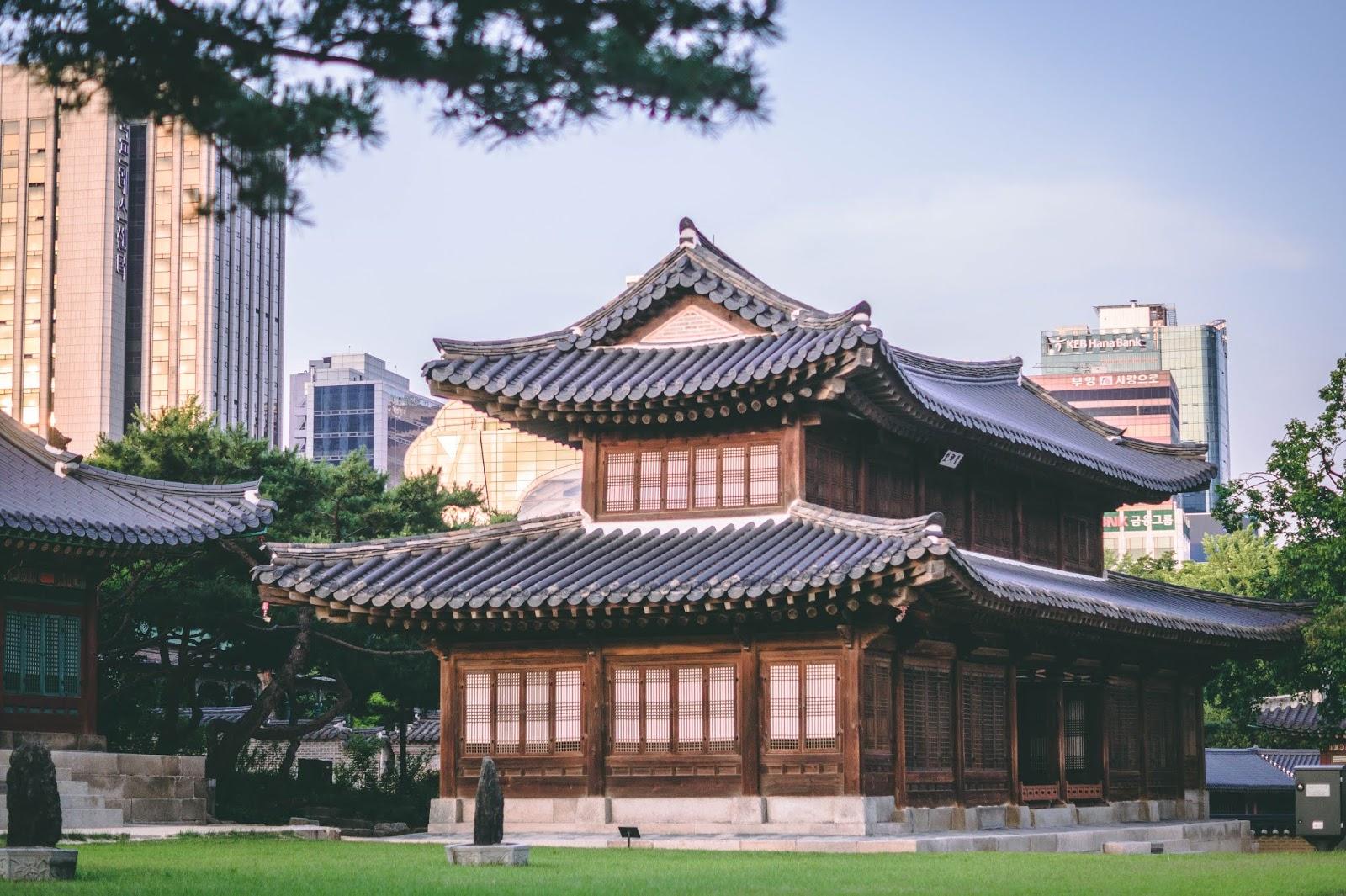 voyage Séoul