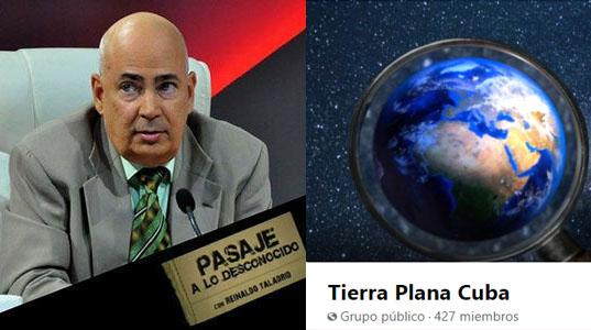 Terraplanistas cubanos envían carta de reclamación a la Asamblea Nacional
