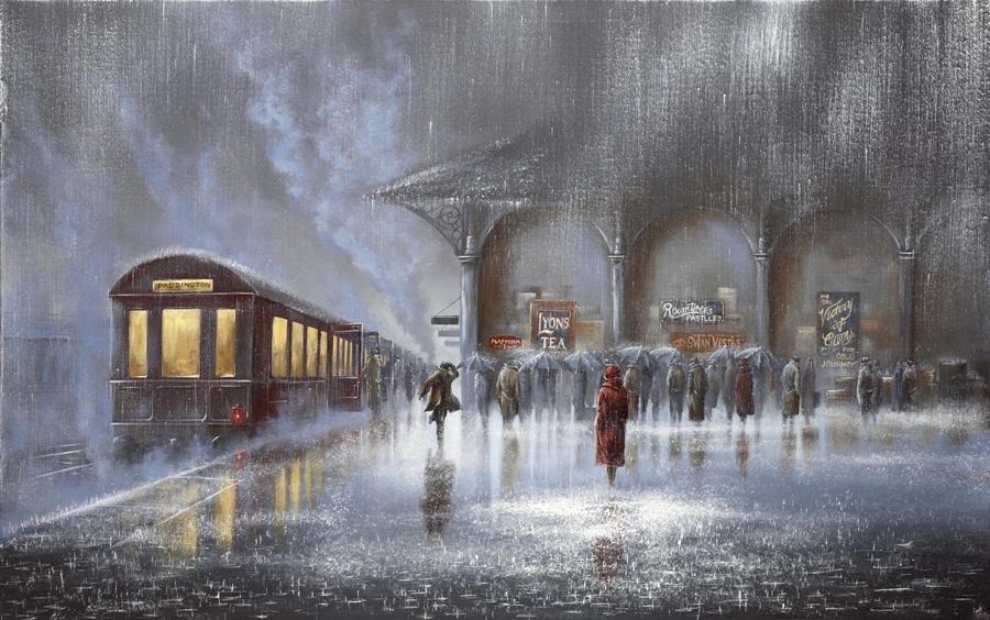 Jeff Rowland     ritish painter   Tutt'Art@