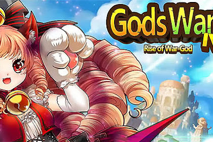 Download Game Rpg Ringan Gods Wars 4 :Rise of War-god