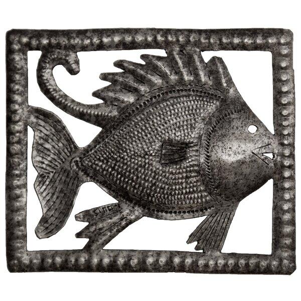 Fish Rectangle Wall Decor