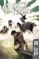 volume 20 de L'attaque des titans