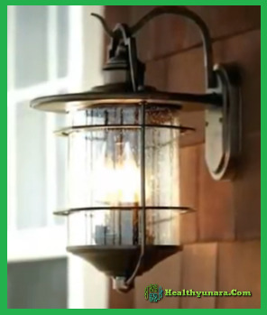 Industrial Lamps for Outdoor walls