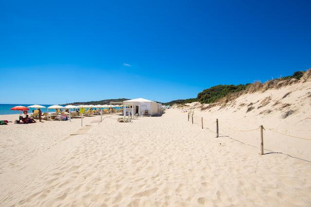 Spiaggia di Su Giudeu-Lido e dune