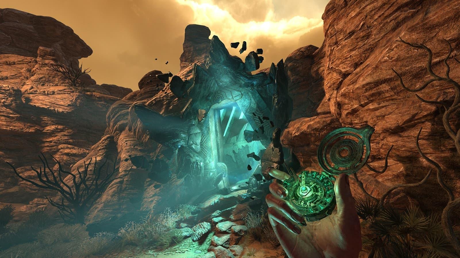 Рецензия на игру Amnesia: Rebirth - неплохой, но безнадёжно устаревший хоррор - 03