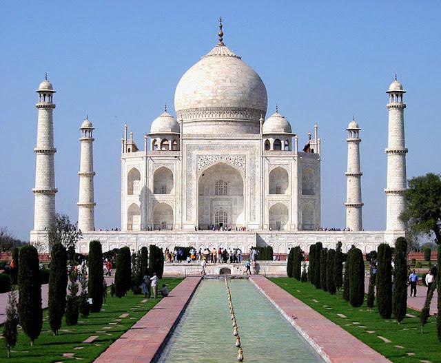 Keajaiban Dunia Taj Mahal - India