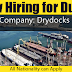 Drydocks Latest Career Opportunities in Dubai, UAE - Apply Now