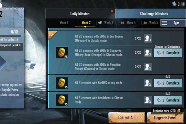 Pubg Mobile Season 16 Week 2 RP Mission - Tips & Tricks