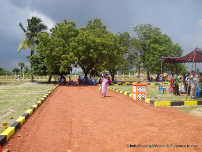 Manavur Plots - DTCP Approved - Gomathi Amman Nagar