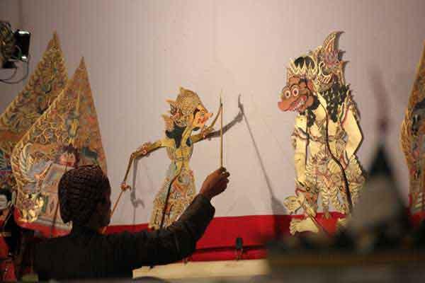 Wayang Kulit Lakon Ramayana