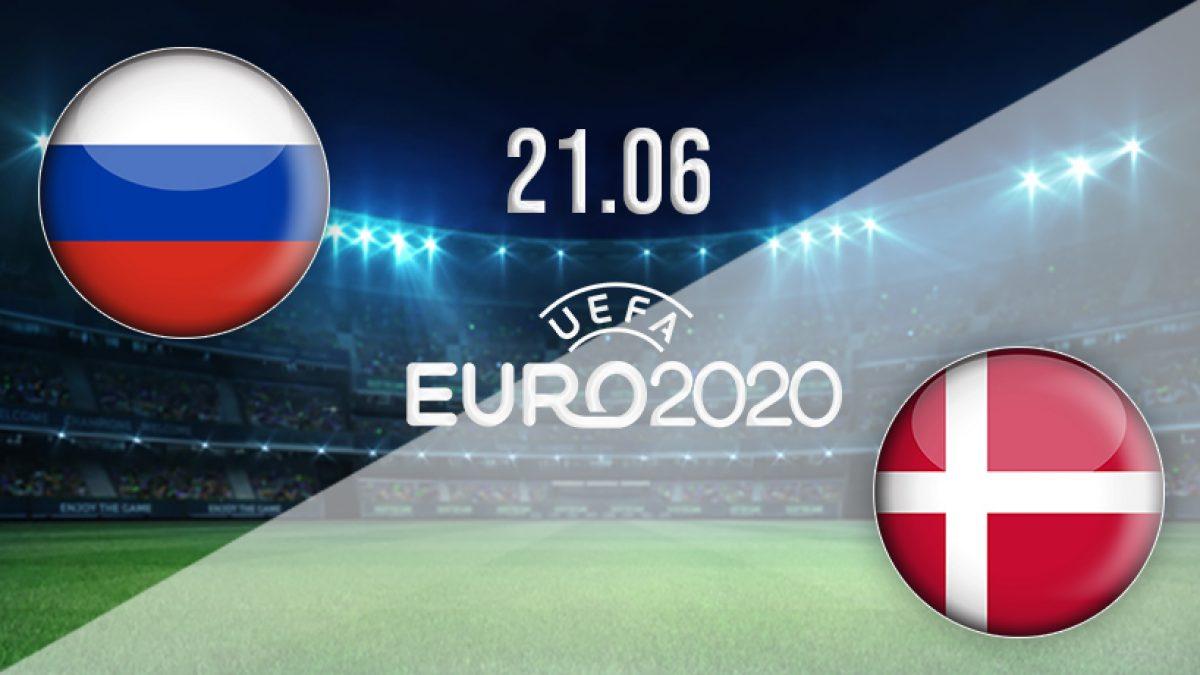 بث مباشر مباراة روسيا والدنمارك