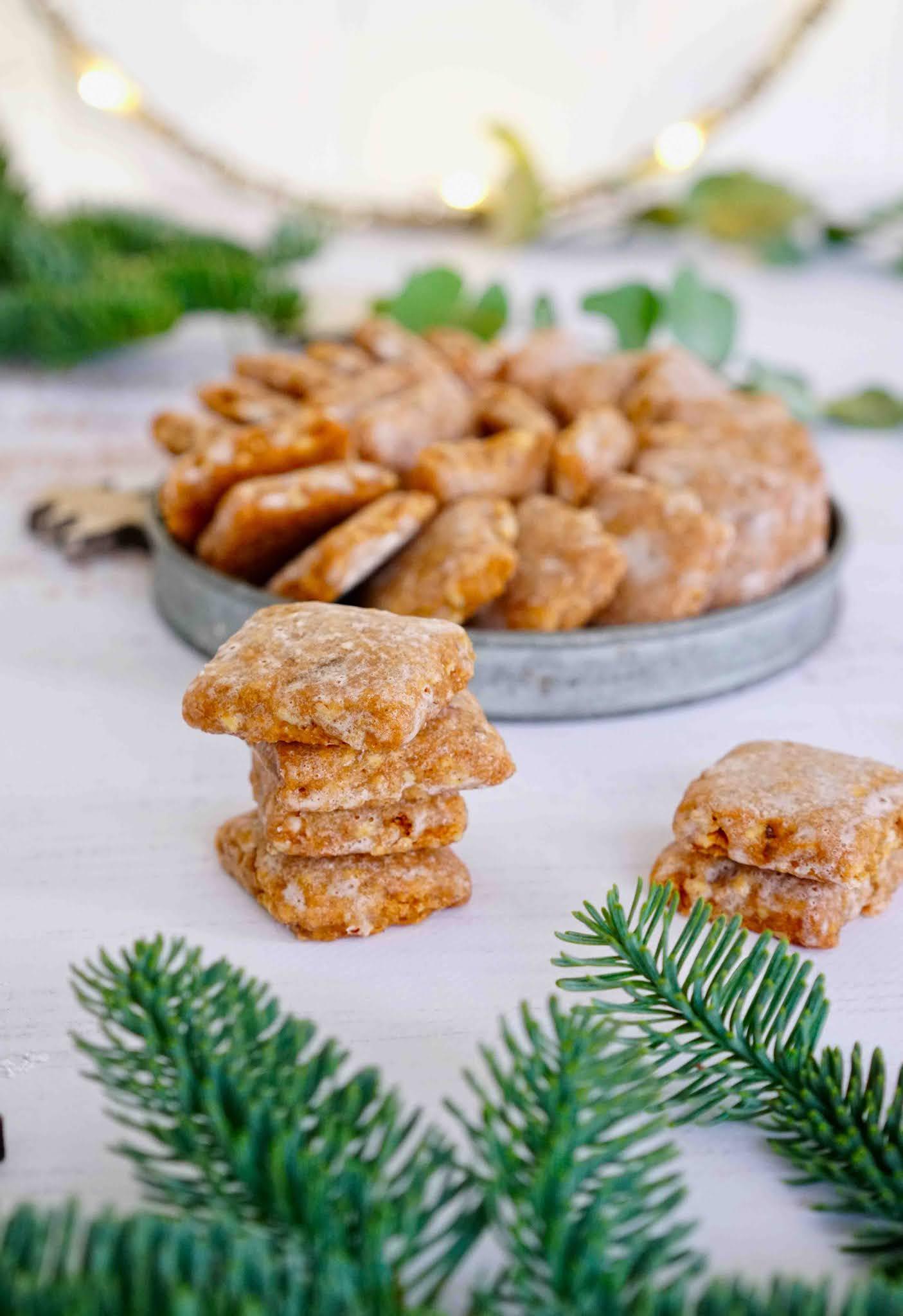 petits biscuits de l' Avent , leckerlis , épices