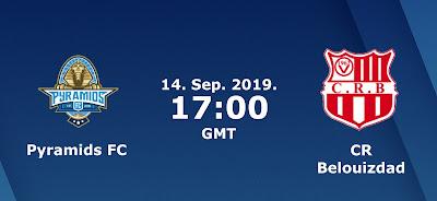 مشاهدة مباراة بيراميدز وشباب بلوزداد بث مباشر اليوم 14-9-2019 في الكونفدرالية الافريقية