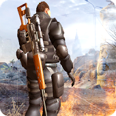 Sniper Ghost Commando Warrior v1.1.2 Mod